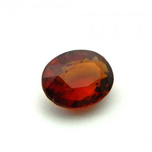6.02 Carat/ 6.68 Ratti Natural Ceylon Hessonite Garnet (Gomed) Gemstone