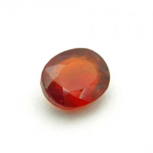5.63 Carat/ 6.25 Ratti Natural Hessonite Garnet (Gomed) Gemstone