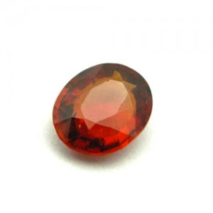 6.24 Carat/ 6.93 Ratti Natural Ceylon Hessonite Garnet (Gomed) Gemstone