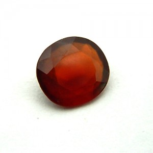 6.54 Carat/ 7.26 Ratti Natural Hessonite Garnet (Gomed) Gemstone