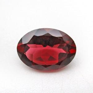 6.20 Carat/ 6.88 Ratti Best Quality Natural Red Garnet Stone