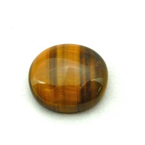 6.97 Carat/ 7.74 Ratti  Carat  Natural Tiger's Eye Gemstone