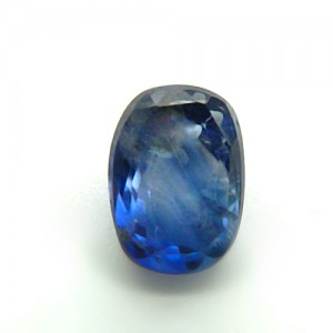 7.00 Carat/ 7.77 Ratti Natural Ceylon Blue Sapphire (Neelam) Gemstone ...