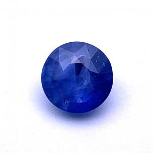 7.12 Carat/ 7.90 Ratti Natural Ceylon Blue Sapphire (Neelam) Gemstone