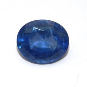 7.16 Carat/ 7.94 Ratti Natural Ceylon Blue Sapphire (Neelam) Gemstone