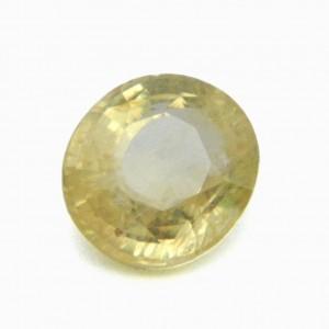 7.26 Carat/ 8.05 Ratti Natural Ceylon Yellow Sapphire Gemstone