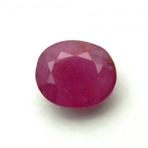7.32 Carat/ 8.12 Ratti Natural African Ruby (Manik) Gemstone