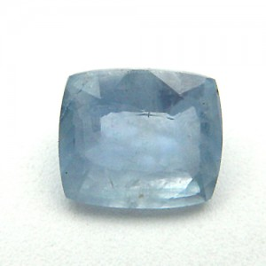 7.36 Carat/ 8.16 Ratti Natural Ceylon Blue Sapphire (Neelam) Gemstone