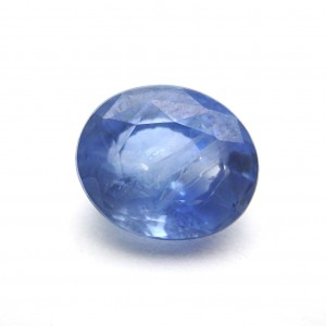 7.40 Carat/ 8.22 Ratti Natural Ceylon Blue Sapphire (Neelam) Gemstone