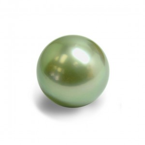 7.45 Carat/ 8.27 Ratti Tahitian Green Pearl (Moti)