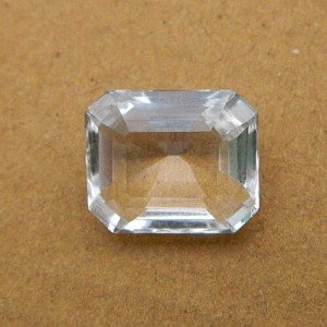 7.66 Carat/ 8.50 Ratti Natural Rock Crystal (Sphatik)