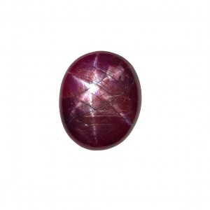 7.82 Carat/ 8.68 Ratti Natural African Star Ruby (Manik) Gemstone