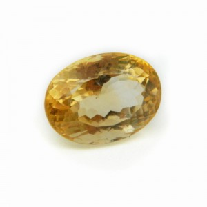 7.85 Carat/ 8.71 Ratti Natural Citrine (Sunela) Gemstone