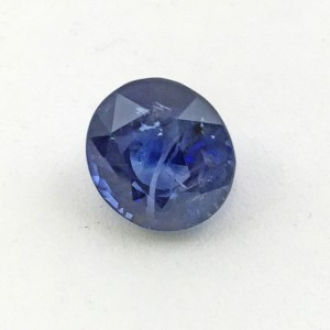 4.56 Carat  Natural Transparent Blue Sapphire (Neelam) Gemstone