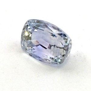 8.30 Carat  Natural White Sapphire  Gemstone