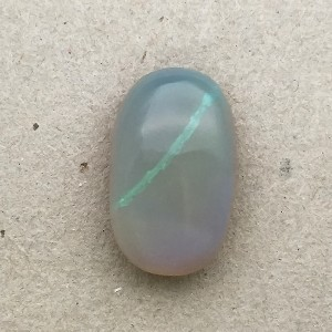 7.69 Carat Natural Fire Opal Gemstone