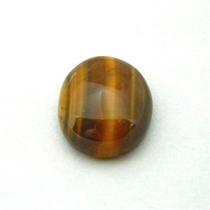 7.56 Carat/ 8.39 Ratti  Carat  Natural Tiger's Eye Gemstone