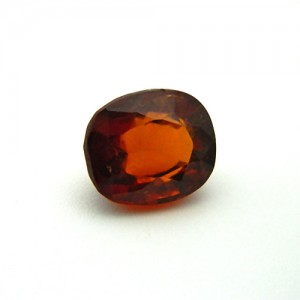 7.68 Carat/ 8.52 Ratti Natural Ceylon Hessonite Garnet (Gomed) Gemstone