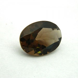 7.96 Carat Natural Smoky Quartz Gemstone