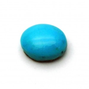 8.62 Carat/ 9.56 Ratti  Natural Turquoise (Firoza) Gemstone