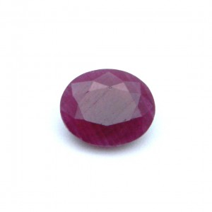 8.68 Carat/ 9.63 Ratti Natural African Ruby (Manik) Gemstone