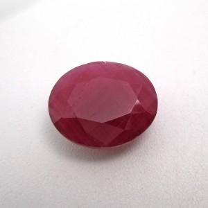 8.72 Carat/ 9.67 Ratti Natural African Ruby (Manik) Gemstone
