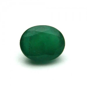 8.75 Carat/ 9.71 Ratti Natural Zambian Emerald (Panna) Gemstone