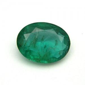 9.26 Carat/ 10.27 Ratti Natural Zambian Emerald (Panna) Gemstone