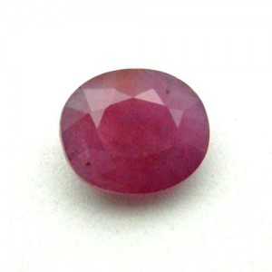 9.38 Carat/ 10.41 Ratti Natural African Ruby (Manik) Gemstone
