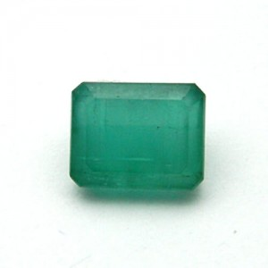 9.54 Carat/ 10.58 Ratti Natural Columbian Emerald (Panna) Gemstone