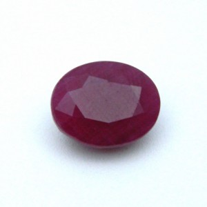 9.77 Carat/ 10.84 Ratti Natural African Ruby (Manik) Gemstone