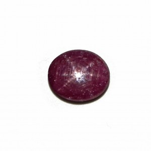 9.85 Carat/ 10.94 Ratti Natural African Star Ruby (Manik) Gemstone