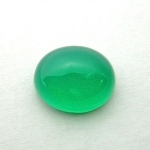 5.83 Carat Natural Green Onyx Gemstone