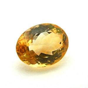 8.54 Carat  Natural Citrine (Sunela)  Gemstone
