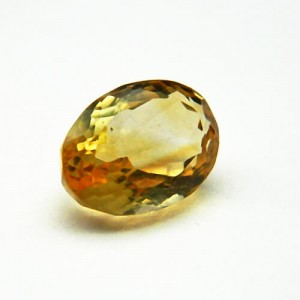 4.94 Carat/ 5.48 Ratti Natural Citrine (Sunela)  Gemstone