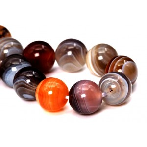 Natural Agate AAA Quality Gemstone Beads String