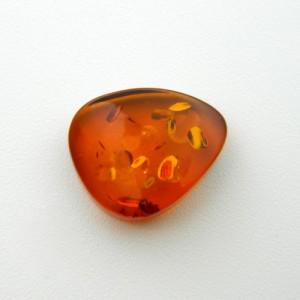 3.23 Carat  Natural Amber Gemstone