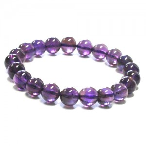Natural Amethyst Gemstone Bracelet