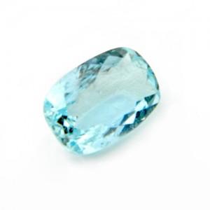 3.12 Carat  Natural Aquamarine Gemstone