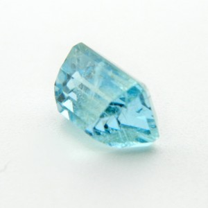 4.18 Carat  Natural Aquamarine Gemstone