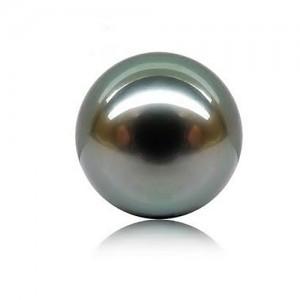 8.48 Carat tahitian black pearl Gemstone