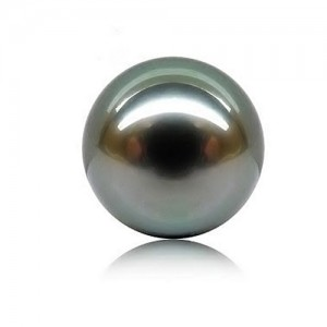 8.00 Carat/ 8.88 Ratti tahitian black pearl (Moti) Gemstone