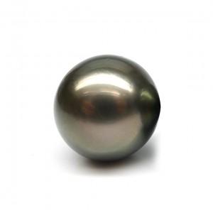9.38 Carat/ 10.41 Ratti tahitian black pearl (Moti) Gemstone