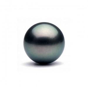 7.89 Carat/ 8.75 Ratti tahitian black pearl (Moti) Gemstone