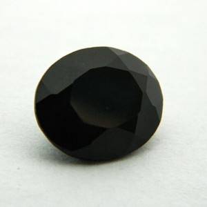 3.90 Carat Natural Black Onyx Gemstone