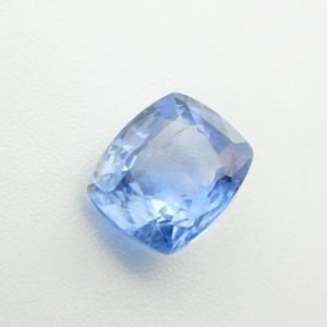 4.08 Carat  Natural Blue Sapphire (Neelam) Gemstone