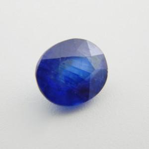 4.21 Carat  Natural Blue Sapphire (Neelam) Gemstone