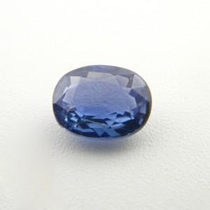 0.79 Carat  Natural Blue Sapphire (Neelam) Gemstone