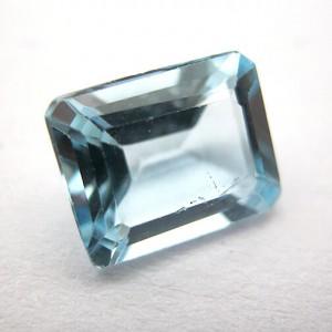 2.72 Carat/ 3.02 Ratti Natural Blue Topaz Gemstone