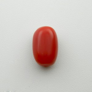 4.91 Carat  Natural Coral (Moonga) Gemstone